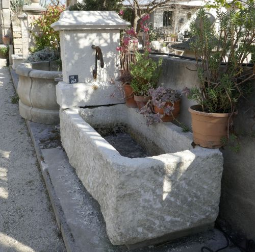 Beautify your garden with an outdoor fountain from Atelier Alain BIDAL
